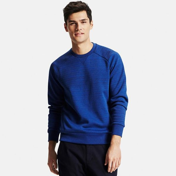 MEN DRY STRETCH LONG SLEEVE SWEATSHIRT1